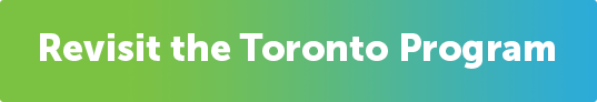 Review the 2018 Toronto Official Schedule on Sched