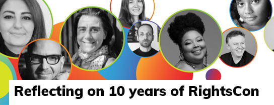 Reflecting on 10 years of RightsCon