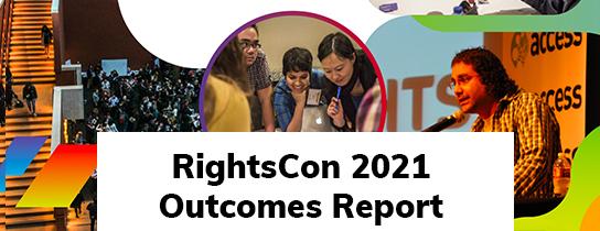 2021 Outcomes Report